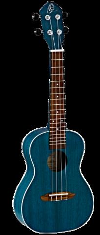 Ortega  RU-OCEAN  ukulele, concert storlek