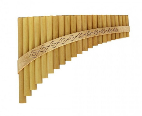 Panflöjt 22 solistmodell