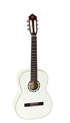 Ortega  R121-7/8WH nylonsträngad gitarr