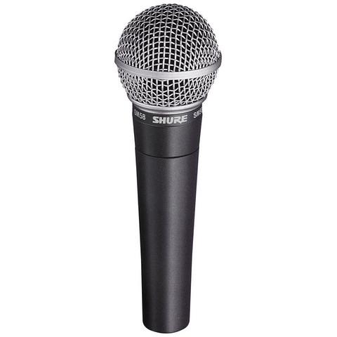 Shure SM 58-LCE sångmikrofon