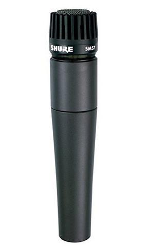 Shure SM 57-LCE instrumentmikrofon