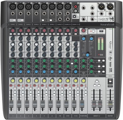Soundcraft Signature 12MTK Mixer