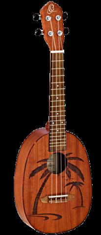 Ortega RUPA-5MM ukulele mahogny, concert storlek