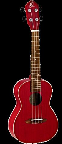 Ortega RU-FIRE ukulele, concert-koko