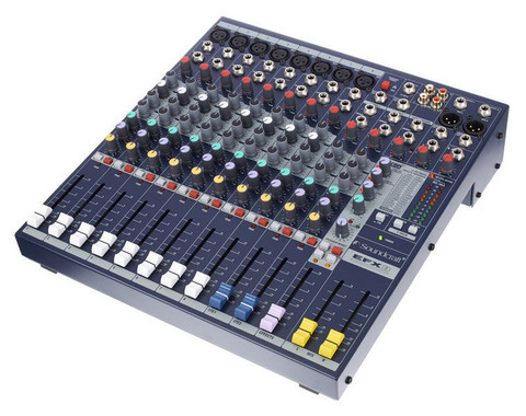 Soundcraft EFX8 mixer