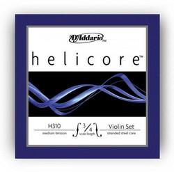 Helicore strängsats till 3/4 violin