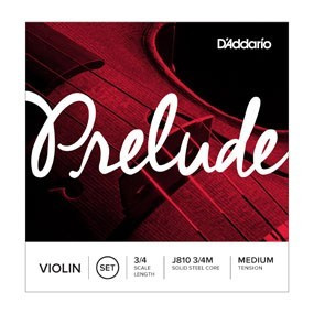 Prelude strängsats till 3/4 violin