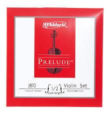 Prelude strängsats till 1/2 violin