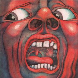 KIng Crimson : In the Court of the Crimson King (LP)