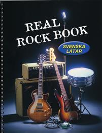Real Rock Book - Svenska låtar  (noter)