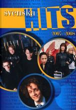 Svenska Hits 2007 / 2008 ( noter )