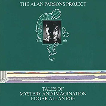Alan Parsons Project - Tales of Mystery and Imagination Edgar Allan Poe ( LP )