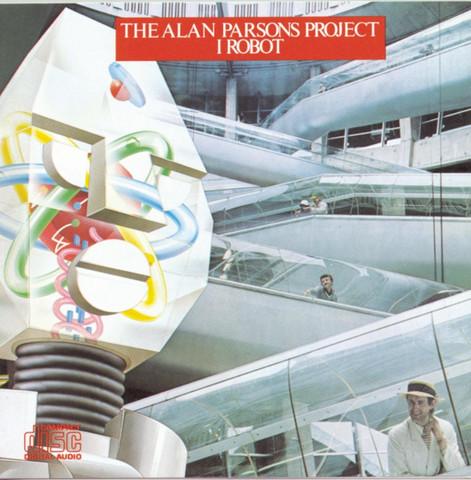 Alan Parsons Project - I Robot ( LP )