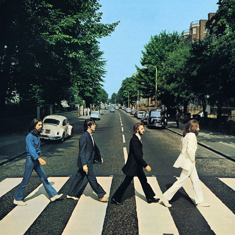 Beatles : Abbey Road  (LP)