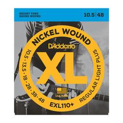 Daddario EXL110+  0105-048 Strängset för elgitarr