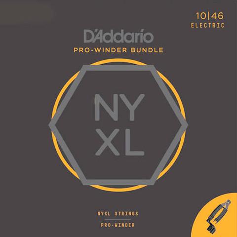 Daddario NYXL Pro Winder Bundle