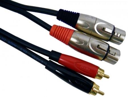 Schulz ATEAF3  Audiokabel - 3 mt