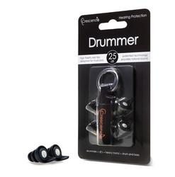 Crescendro Drummer öronproppar