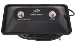 Peavey 2-Button Stereo Footswitch