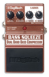 Digitech Bass Squeeze -kompressori