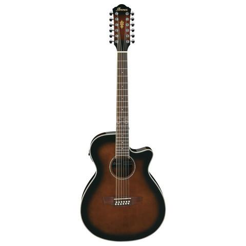 Ibanez AEG1812II-DVS 12- Str. elektroakustisk gitarr