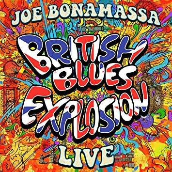 Joe Bonamassa: British Blues Explosion - live cd