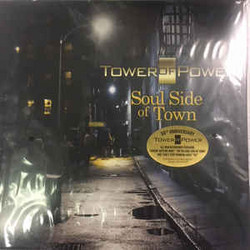 Tower of Power:  Soul Side of Town cd