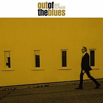Boz Scaggs: Out of the Blues cd