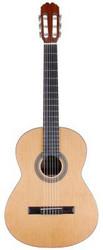 Admira Alba Nylonsträngad gitarr 4/4-storlek