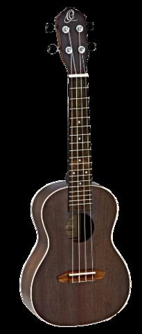 Ortega RU-COAL ukulele, concert storlek