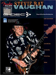 Fender G-Dec Stevie Ray Vaughan Play-Along With Smartcard (Guitar Play-Along)