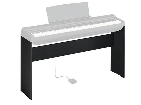 YAMAHA L125BK pianostativ, svart