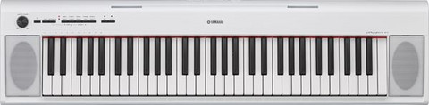 Yamaha NP12WH Digital piano