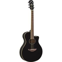 Yamaha APX-600 BL Elektroakustinen ohutkoppainen kitara