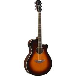 Yamaha APX-600 OVS Elektroakustinen ohutkoppainen kitara
