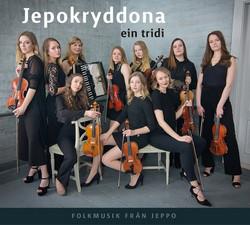 Jepokryddorna- ein tridi ( cd )