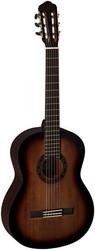 La Mancha Romero 4/4 nylonsträngad gitarr -Antique Brown