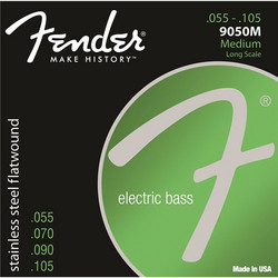 Fender Stainless Steel Flatwound 9050ML