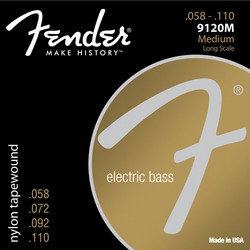 Fender Nylon Tapewound 9120M