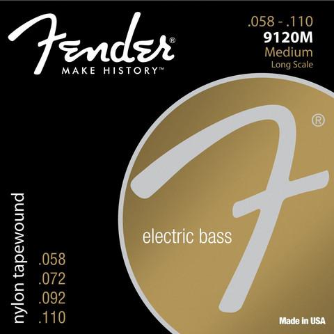 Fender Nylon Tapewound 9120M