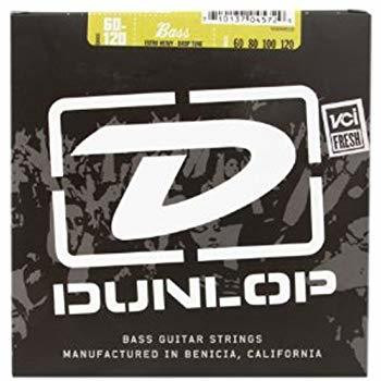 Dunlop Stainless Steel 60 - 120 till 4-strängad elbas