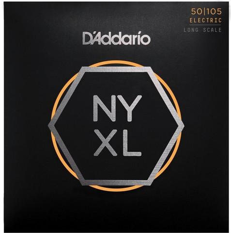 Daddario NYXL50105, Set Long Scale, Medium, 50-105.