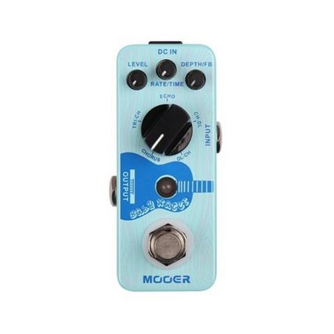 Mooer: Baby Water - Efektpedal för akustisk gitarr