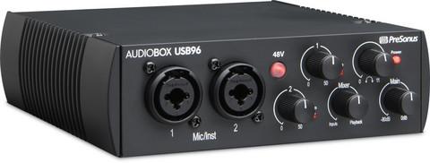 Presonus Audiobox USB 96 25th Ann Edition- äänikortti