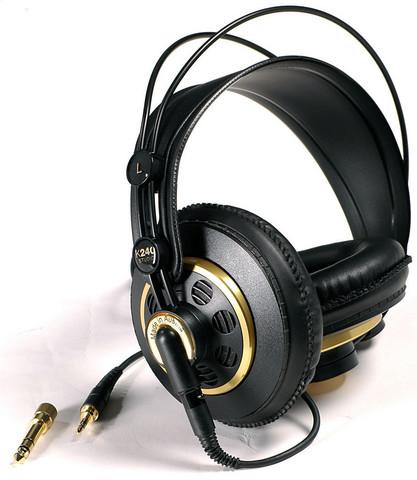Akg K240S  Studio headphones