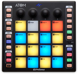 Presonus Atom Pad Controller - begagnad
