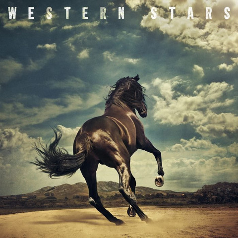 Bruce Springsteen: Western Stars   (cd)