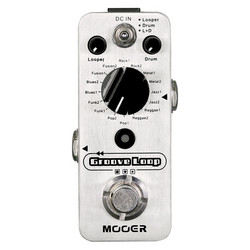 Mooer Groove Loop - Drum machine & Looper