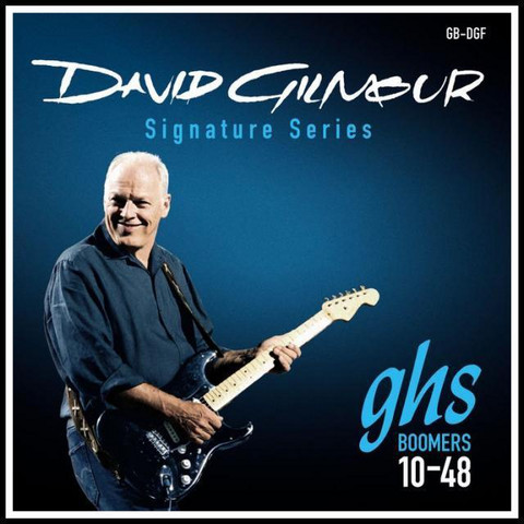 GHS BOOMERS Signature Series David Gilmour  010-048