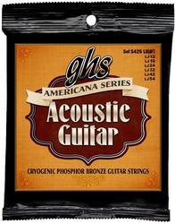 GHS Americana Series - Acoustic Guitar